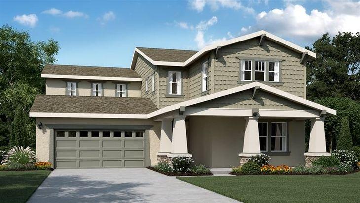 Residence Three - Craftsman