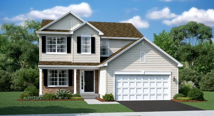 Tahoe C Shown with Optional Brick
