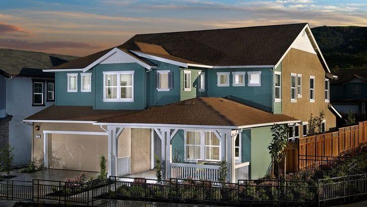 Residence Three - Farmhouse