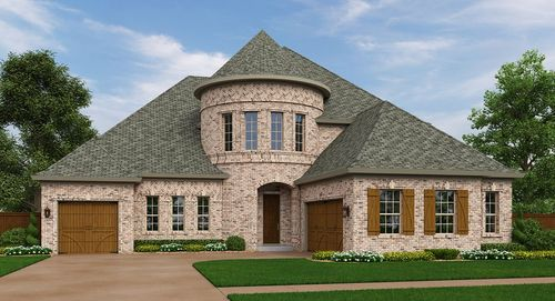 New Homes In Frisco Tx 765 Communities Newhomesource