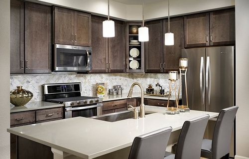 Kitchen-in-The Adorn-at-Green Gables Reserve - Paired Homes-in-Lakewood