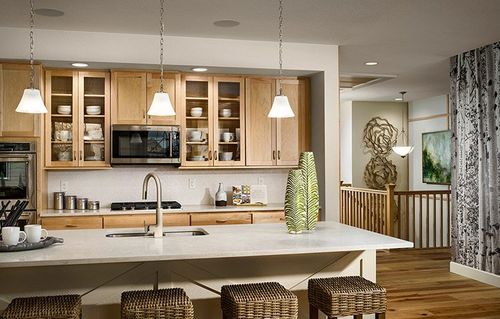 Kitchen-in-The Redwood-at-Sterling Ranch - 5000s-in-Littleton