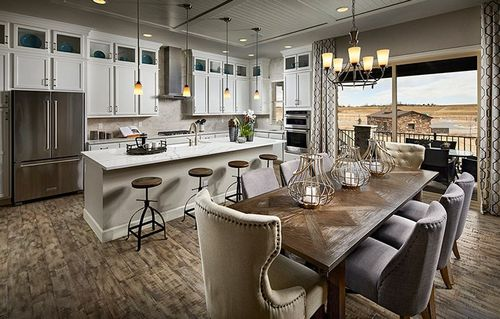 Kitchen-in-The Olympic-at-Sterling Ranch - 6000s-in-Littleton