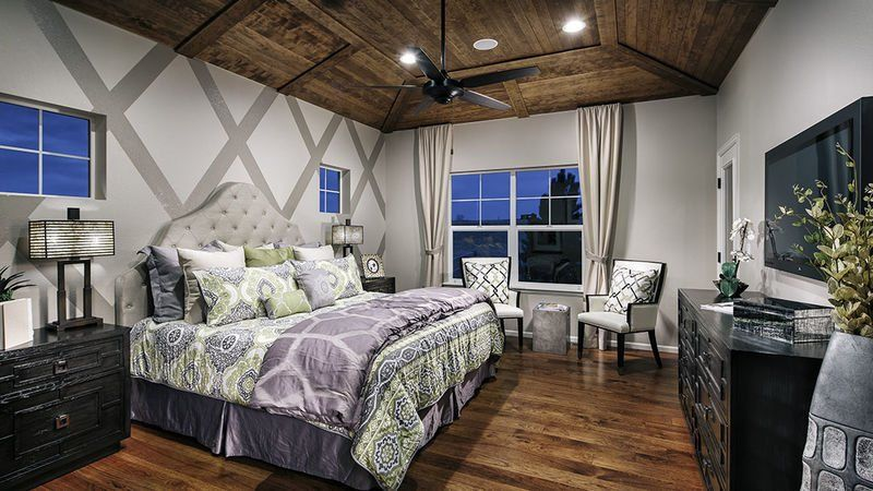 Bedroom-in-The Sensation-at-Water Valley-in-Windsor