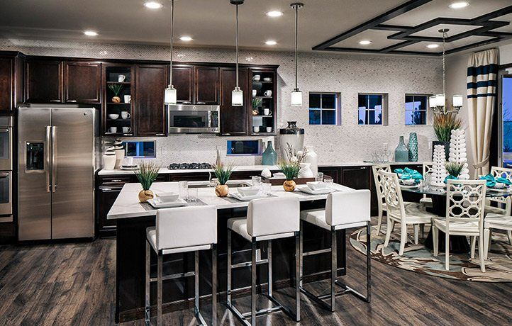 Kitchen-in-The Influence-at-Water Valley-in-Windsor