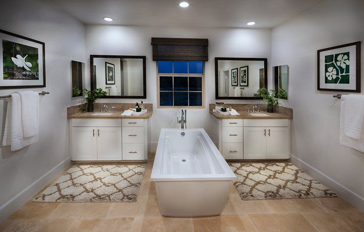 Bathroom-in-Residence 3-at-Rancho Mission Viejo - Citron at Esencia-in-Rancho Mission Viejo