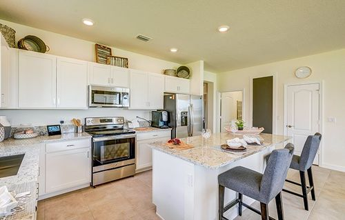 Kitchen-in-Shimmer-at-Copper Creek - Classic Collection-in-Port Saint Lucie