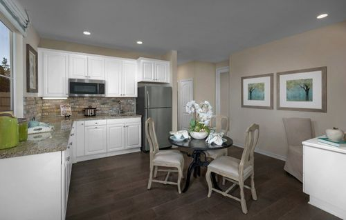 Breakfast-Room-in-4121 Home Within a Home-at-The Woodlands - Silver Oak-in-Simi Valley