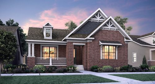 Clay Corner by Lennar in Indianapolis Indiana