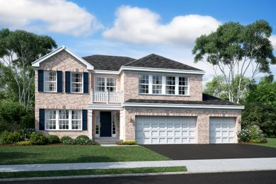 New Construction Homes Plans In Hoffman Estates Il 2158 Homes