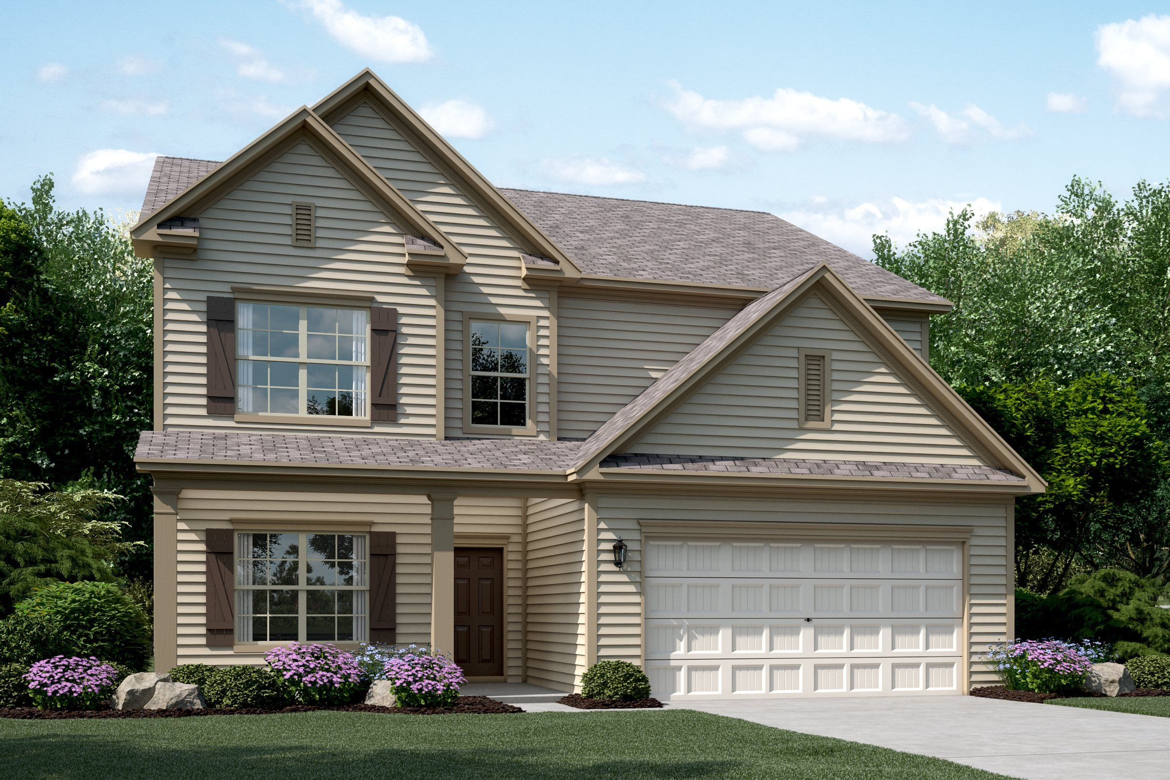 ALDEN-Design-at-Avery Landing - Two Story Homes-in-Holly Springs