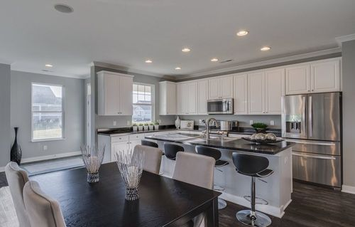 Kitchen-in-Auburn-at-Pebble Brook Villas-in-Noblesville