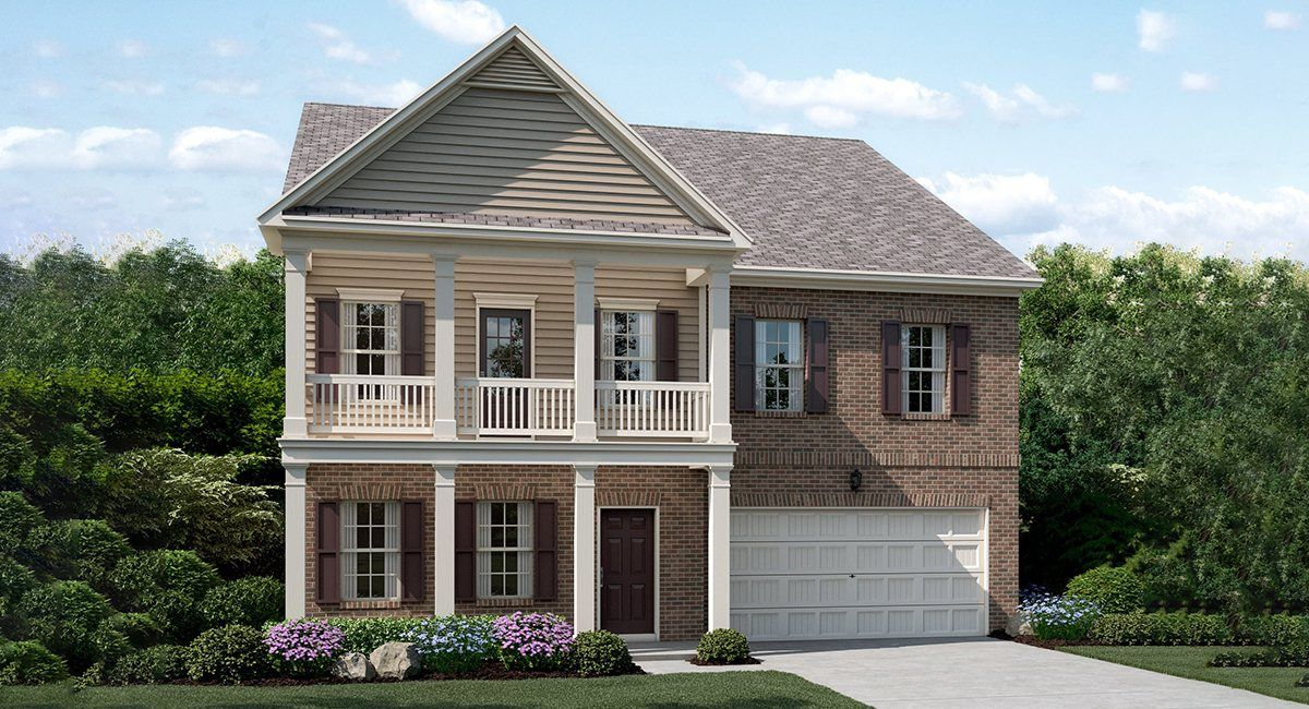New Homes in Gwinnett County | 542 Communities | NewHomeSource