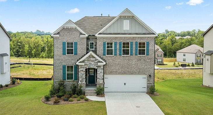 Lexington Homesite 43