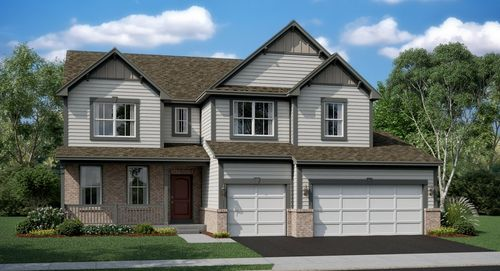Woodlore Estates The Reserves By Lennar In Chicago Illinois