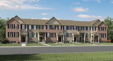 Amherst Woodlore Estates The Townes Crystal Lake Illinois Lennar