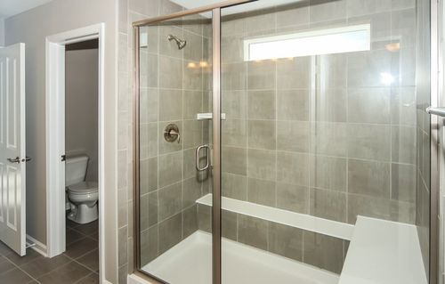Bathroom-in-Claremont-at-Conner Crossing - Albany Ridge-in-Noblesville