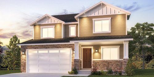 New Homes In North Salt Lake Ut 378 Communities Newhomesource
