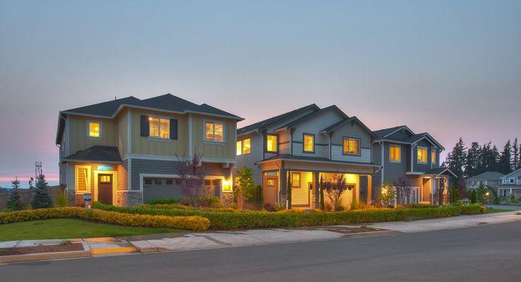 North Creek Ridge In Bothell, WA, New Homes & Floor Plans