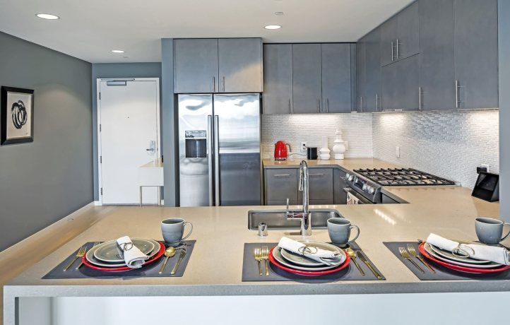 Kitchen-in-51 Innes Ct. #202-at-The San Francisco Shipyard - Monarch-in-San Francisco