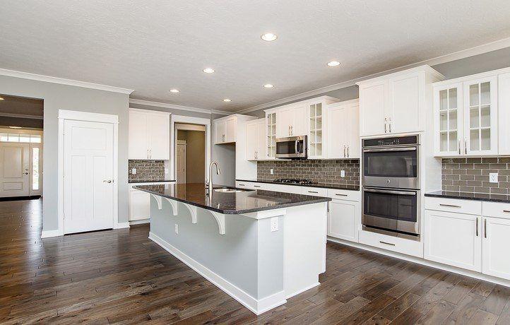 Kitchen-in-Heritage-at-Legacy - Ridge at Legacy-in-Carmel