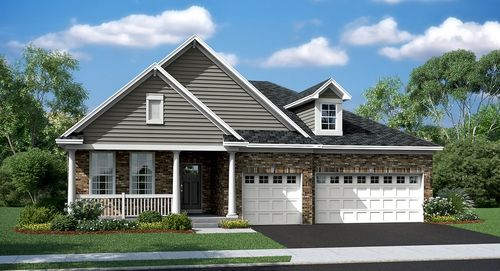 The Gates of St John - Cypress Gate by Lennar in Gary Indiana