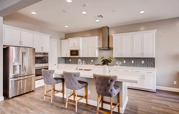 Kitchen-in-Oxford-at-Lake Las Vegas - Regatta Heights-in-Henderson