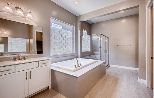 Bathroom-in-Oxford-at-Lake Las Vegas - Regatta Heights-in-Henderson