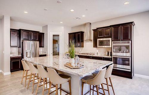 Kitchen-in-Hampton-at-Lake Las Vegas - Regatta Heights-in-Henderson