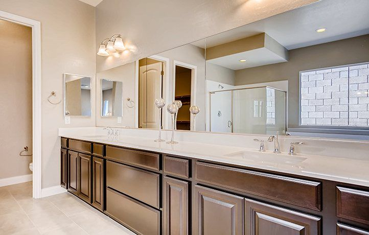 Bathroom-in-Hampton-at-Lake Las Vegas - Regatta Heights-in-Henderson
