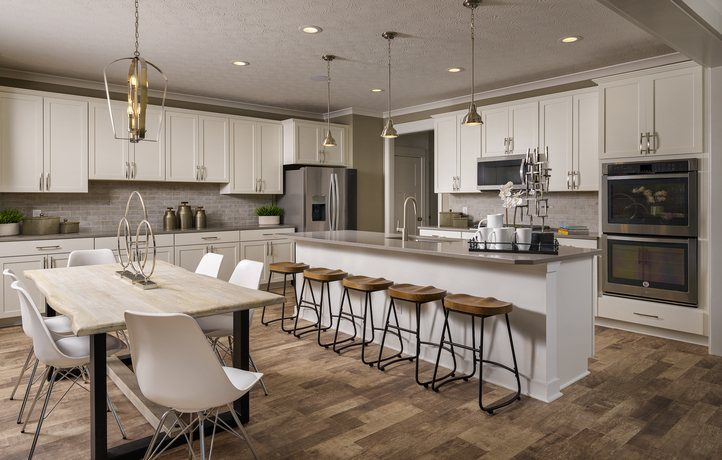 Kitchen-in-Everett-at-Fox Hollow-in-Indianapolis