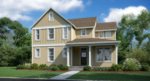 Durham Farms - Heritage Collection by Lennar in Nashville Tennessee