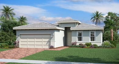 New Construction Homes & Plans in Port Saint Lucie, FL | 765
