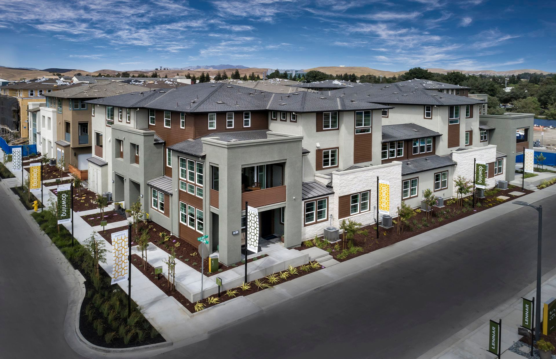 Exterior featured in the Residence Two By Lennar in Oakland-Alameda, CA