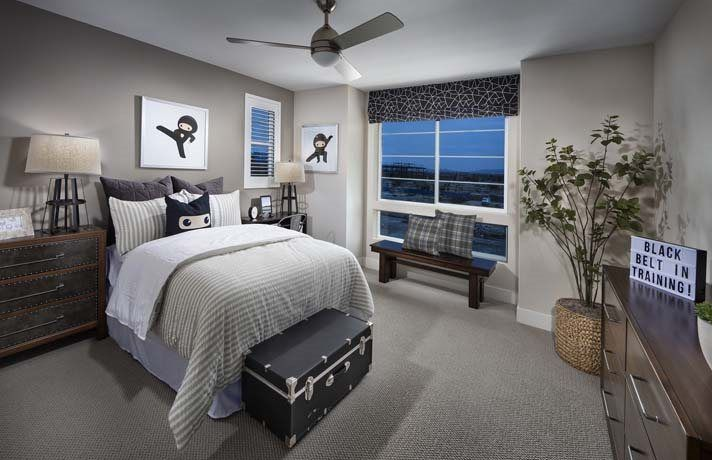 Bedroom featured in the Residence Four By Lennar in Oakland-Alameda, CA
