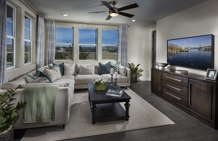 Living Area featured in the Residence One By Lennar in Oakland-Alameda, CA