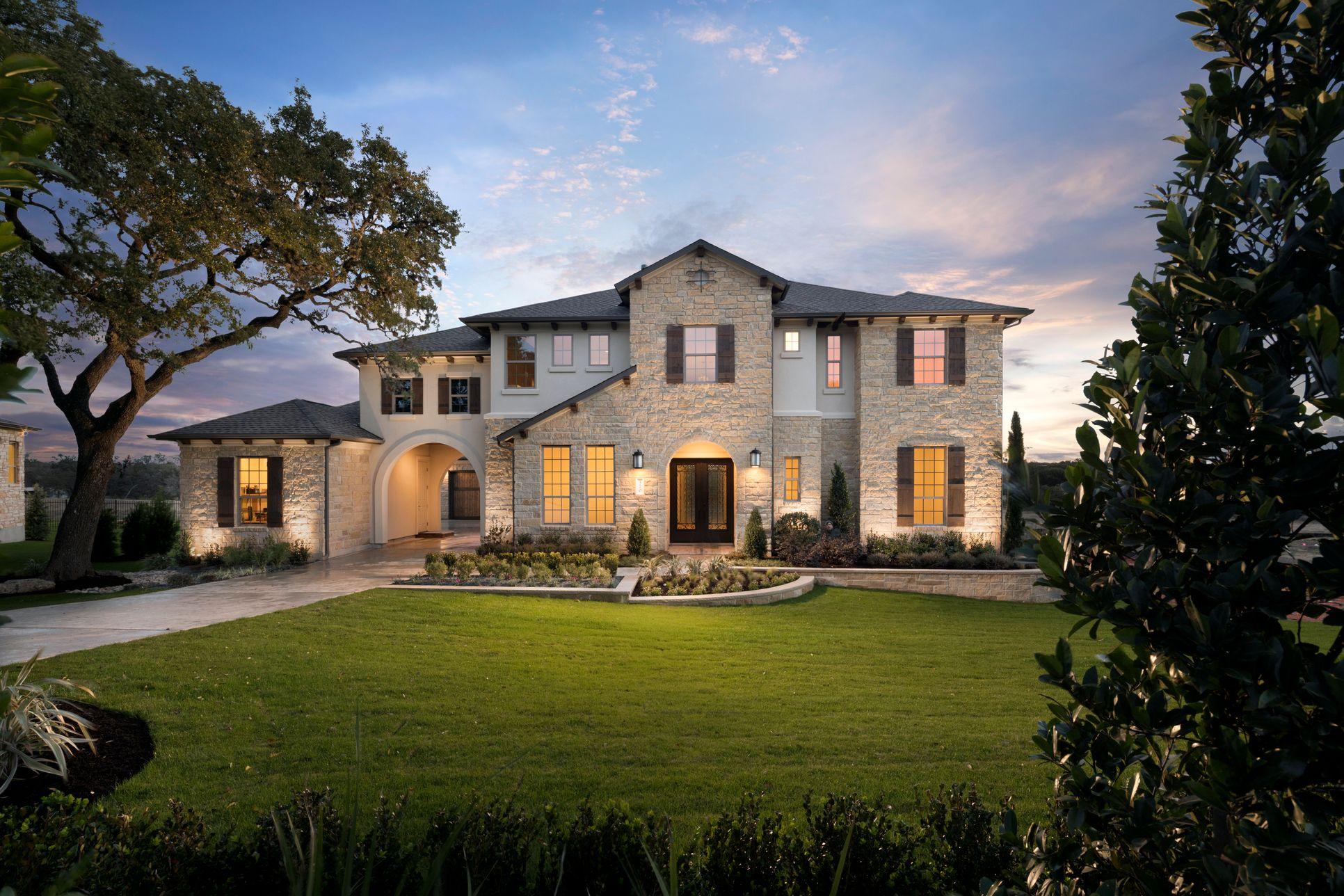 Winfield Model Home