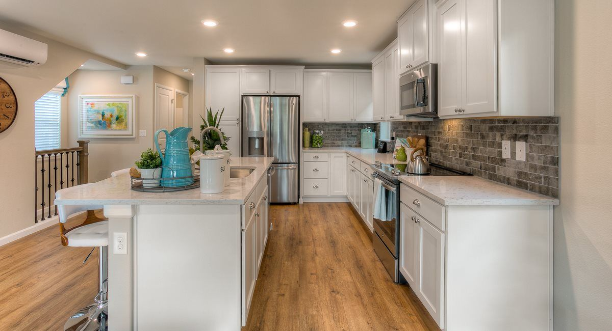 Kitchen featured in the Tiberon By Lennar in Seattle-Bellevue, WA