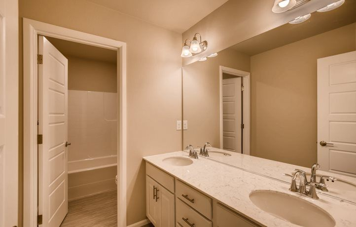 Bathroom featured in the Caverly By Lennar in Tacoma, WA