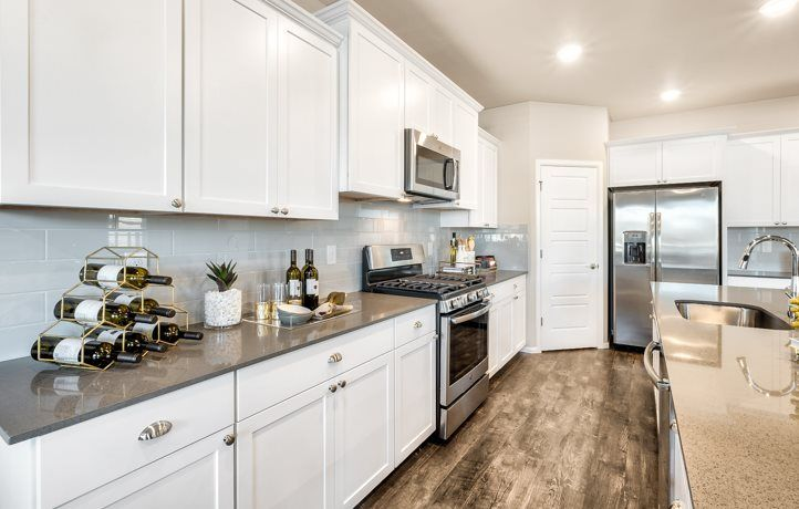 Kitchen featured in the Magnolia By Lennar in Tacoma, WA