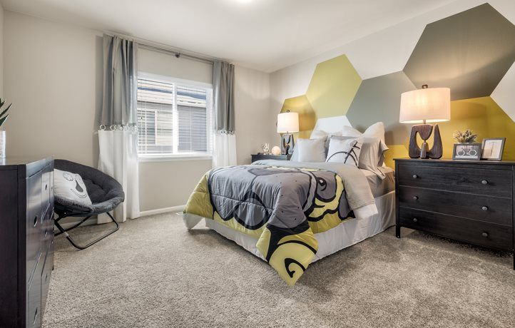 Bedroom featured in the Magnolia By Lennar in Tacoma, WA