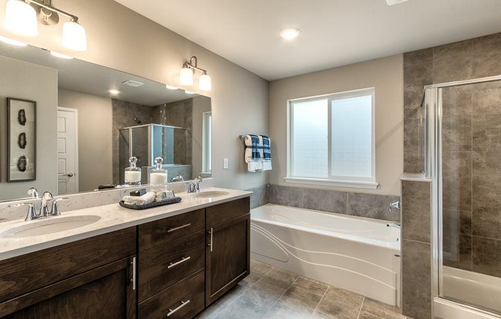 Bathroom featured in the Hickory By Lennar in Seattle-Bellevue, WA