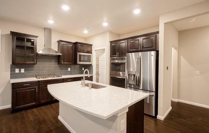 Kitchen featured in the Laurel By Lennar in Seattle-Bellevue, WA