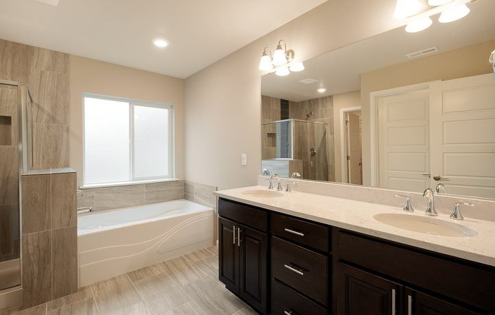 Bathroom featured in the Laurel By Lennar in Seattle-Bellevue, WA