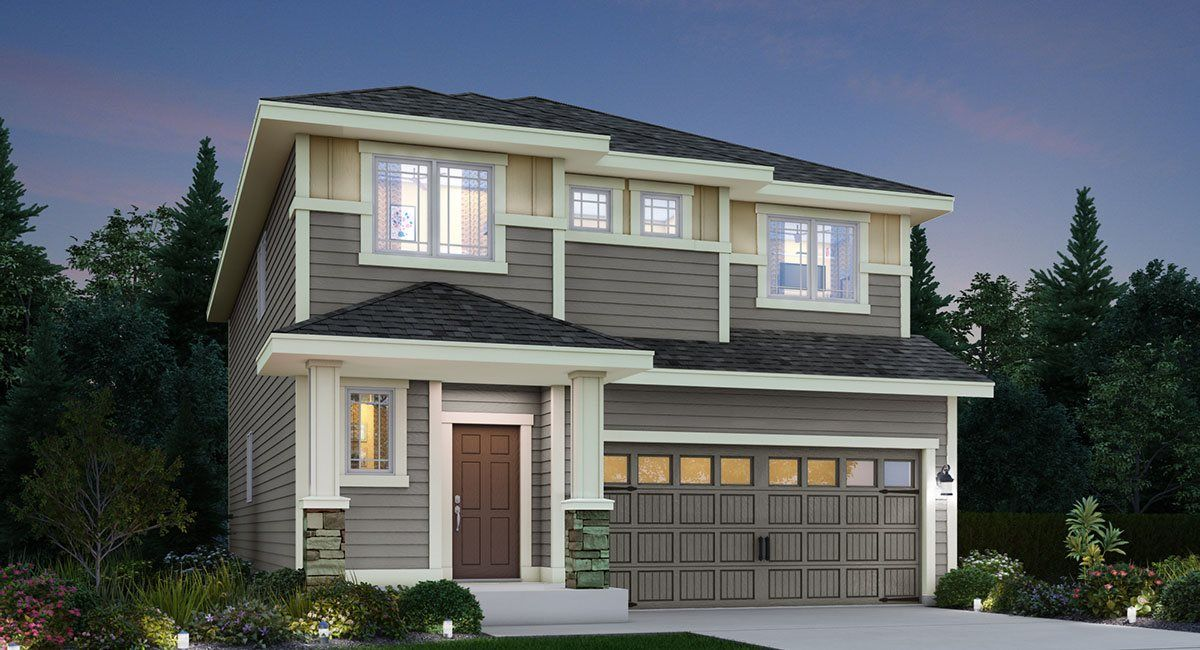 Exterior featured in the Hickory By Lennar in Seattle-Bellevue, WA