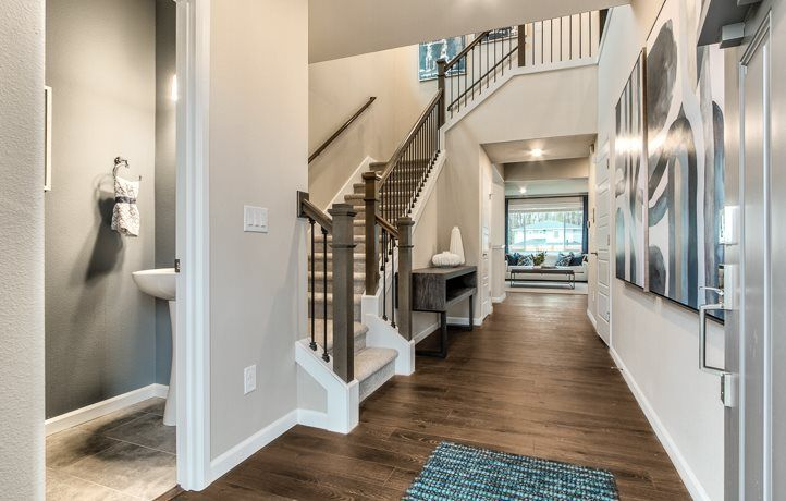 Living Area featured in the Hickory By Lennar in Seattle-Bellevue, WA