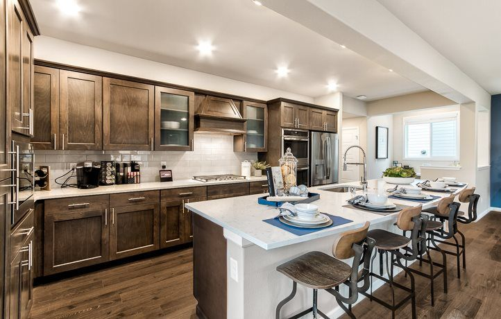 Kitchen featured in the Hickory By Lennar in Seattle-Bellevue, WA
