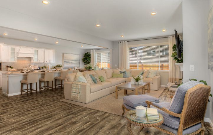 Living Area featured in the Magnolia By Lennar in Seattle-Bellevue, WA