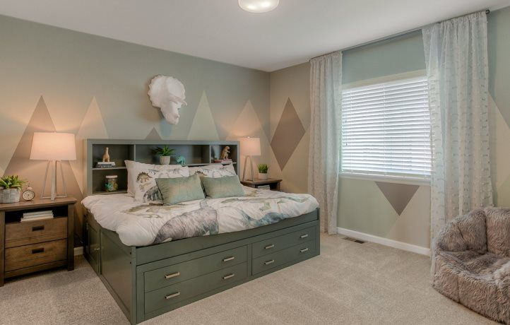 Bedroom featured in the Magnolia By Lennar in Seattle-Bellevue, WA