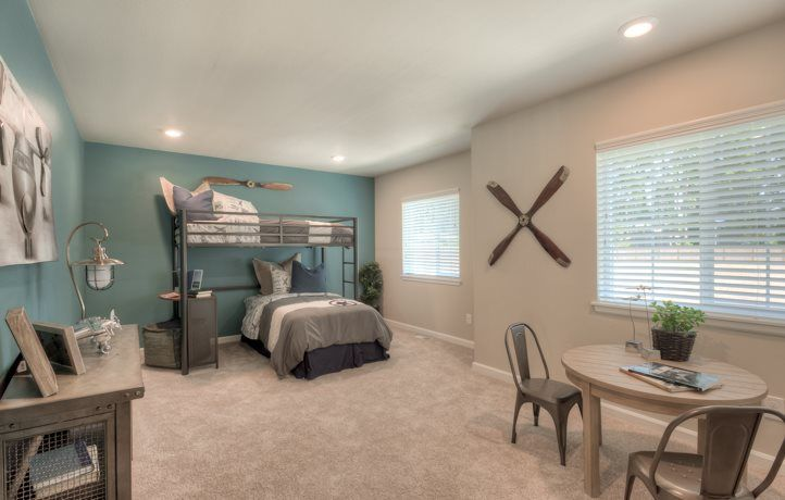 Bedroom featured in the Sequoia By Lennar in Seattle-Bellevue, WA